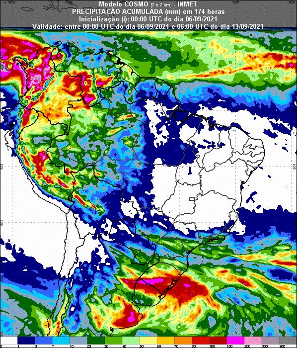 Informativo Meteorológico Semanal N° 35 (08/09/2021)